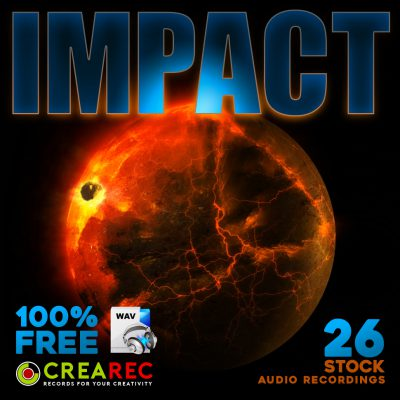 Impact - Free stock sound files