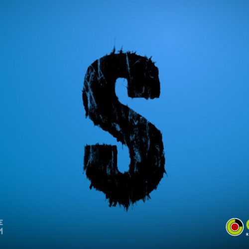 Grunge Alphabet - Stock video footage pack