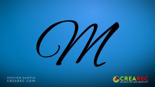 Handwritten Alphabet