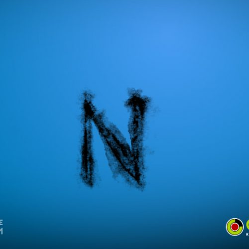 Ink Alphabet - Stock footage video pack