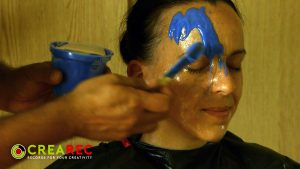 face molding